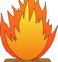 black and white fire clipart clipart panda free clipart images [ 1979 x 3130 Pixel ]