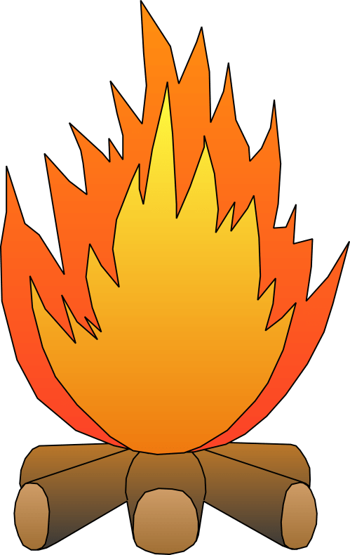 small resolution of black and white fire clipart clipart panda free clipart images