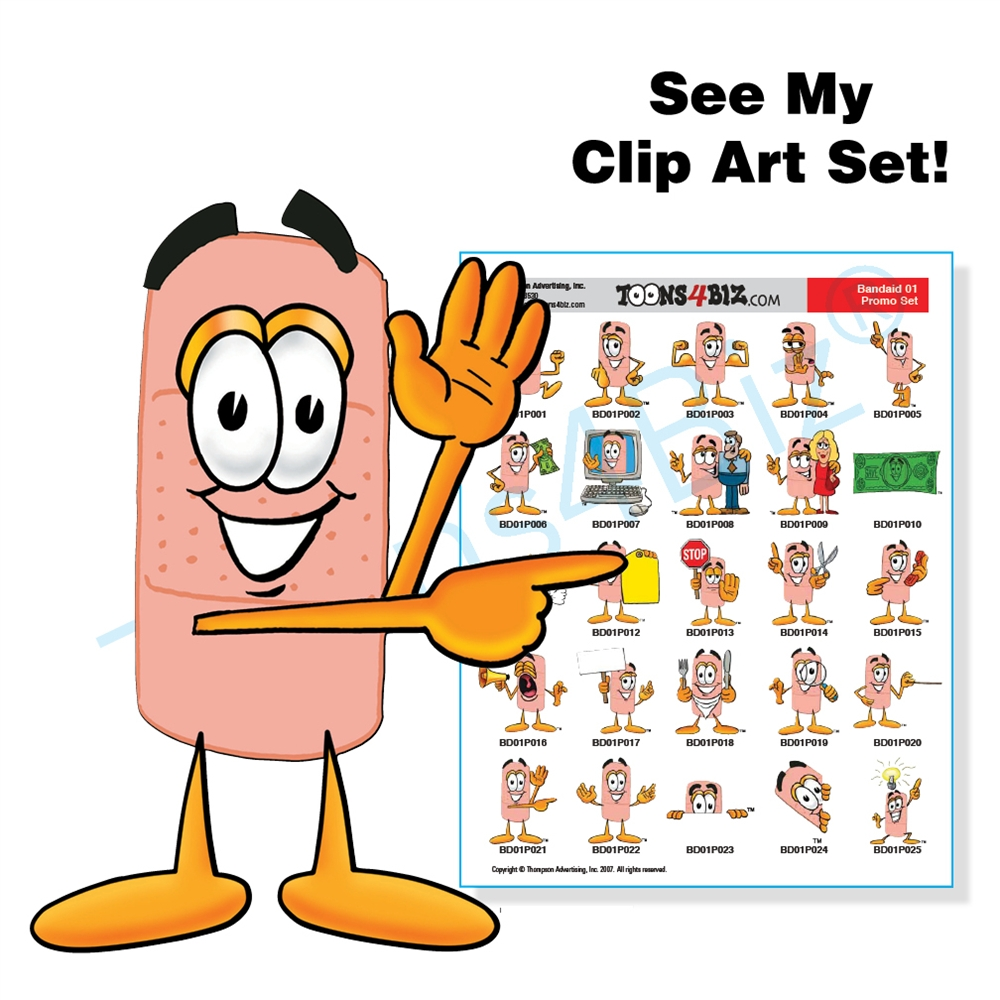 hight resolution of cartoon band aid cliparts co