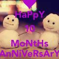 10 month anniversary quotes quotesgram