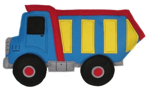 cartoon truck clip art