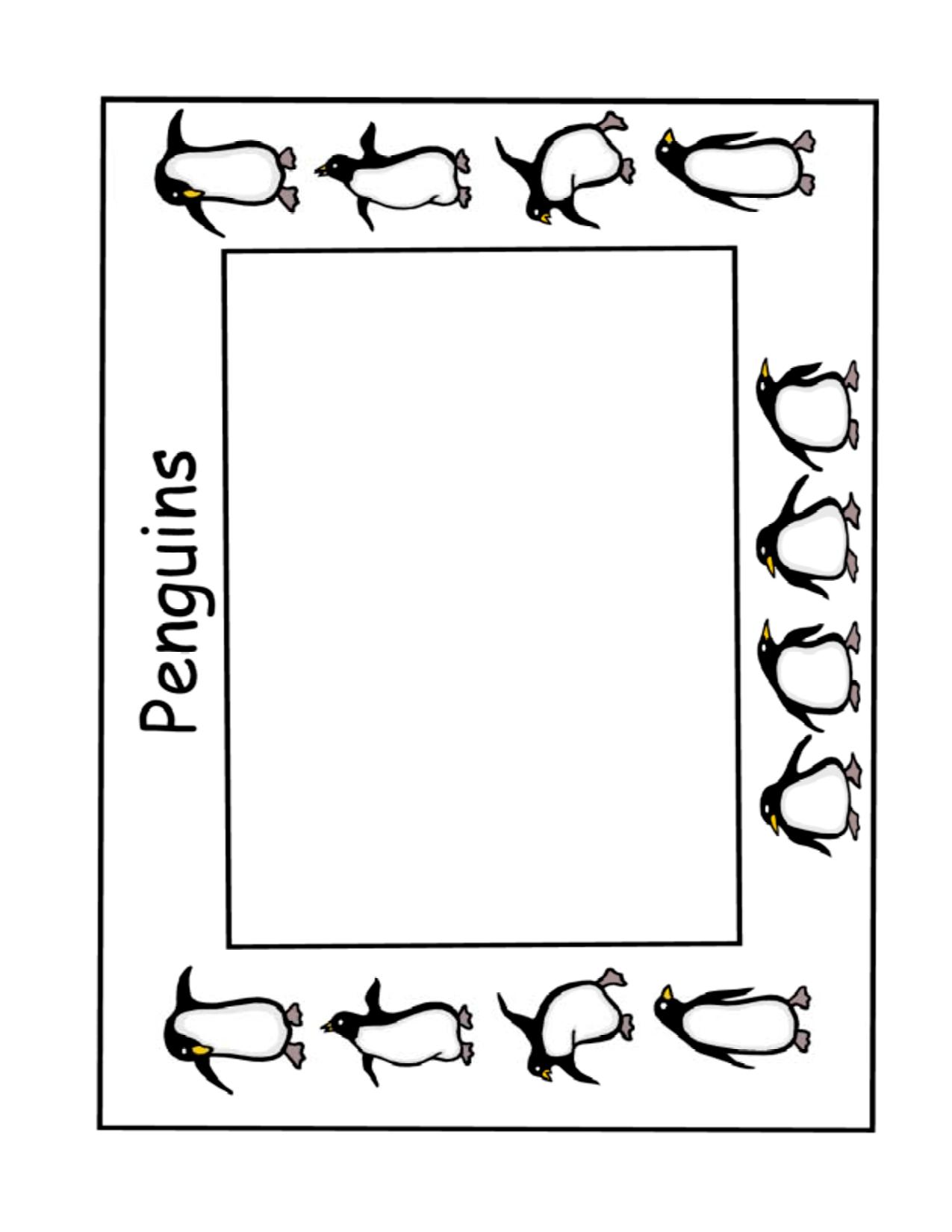 Paper Borders Clip Art
