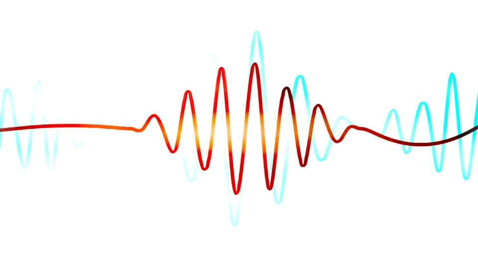 Sound Wave / Graph / Animation | HD Stock Video 685-241-291 ... - Cliparts.co