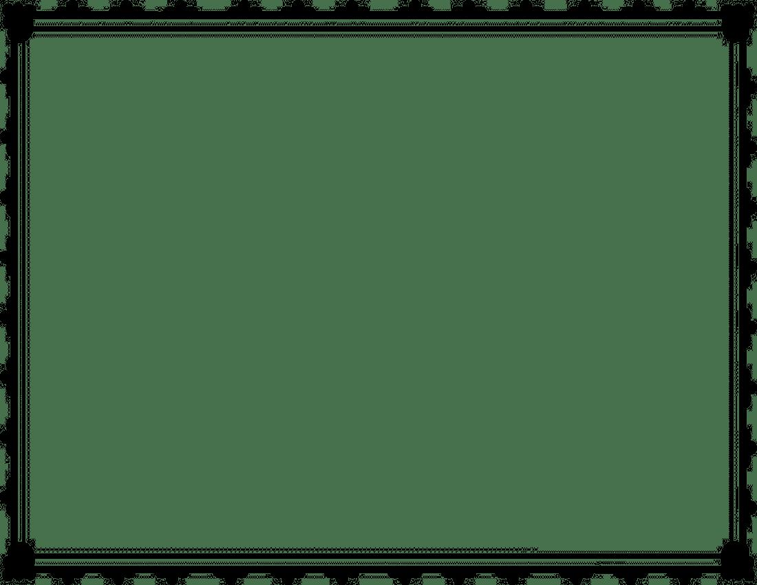 Certificate Border Clipart