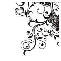 Floral Swirl - Cliparts.co