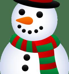 clipart of snowman [ 3455 x 6386 Pixel ]