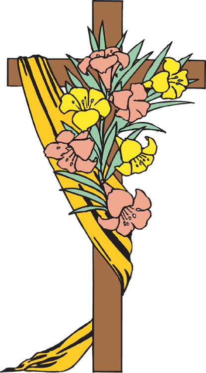 free religious easter clipart