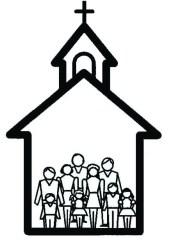 Clipart christian family