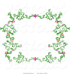 pink flower vine clip art background 1 hd wallpapers amagico  [ 1024 x 1044 Pixel ]