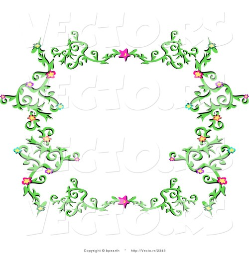 small resolution of pink flower vine clip art background 1 hd wallpapers amagico
