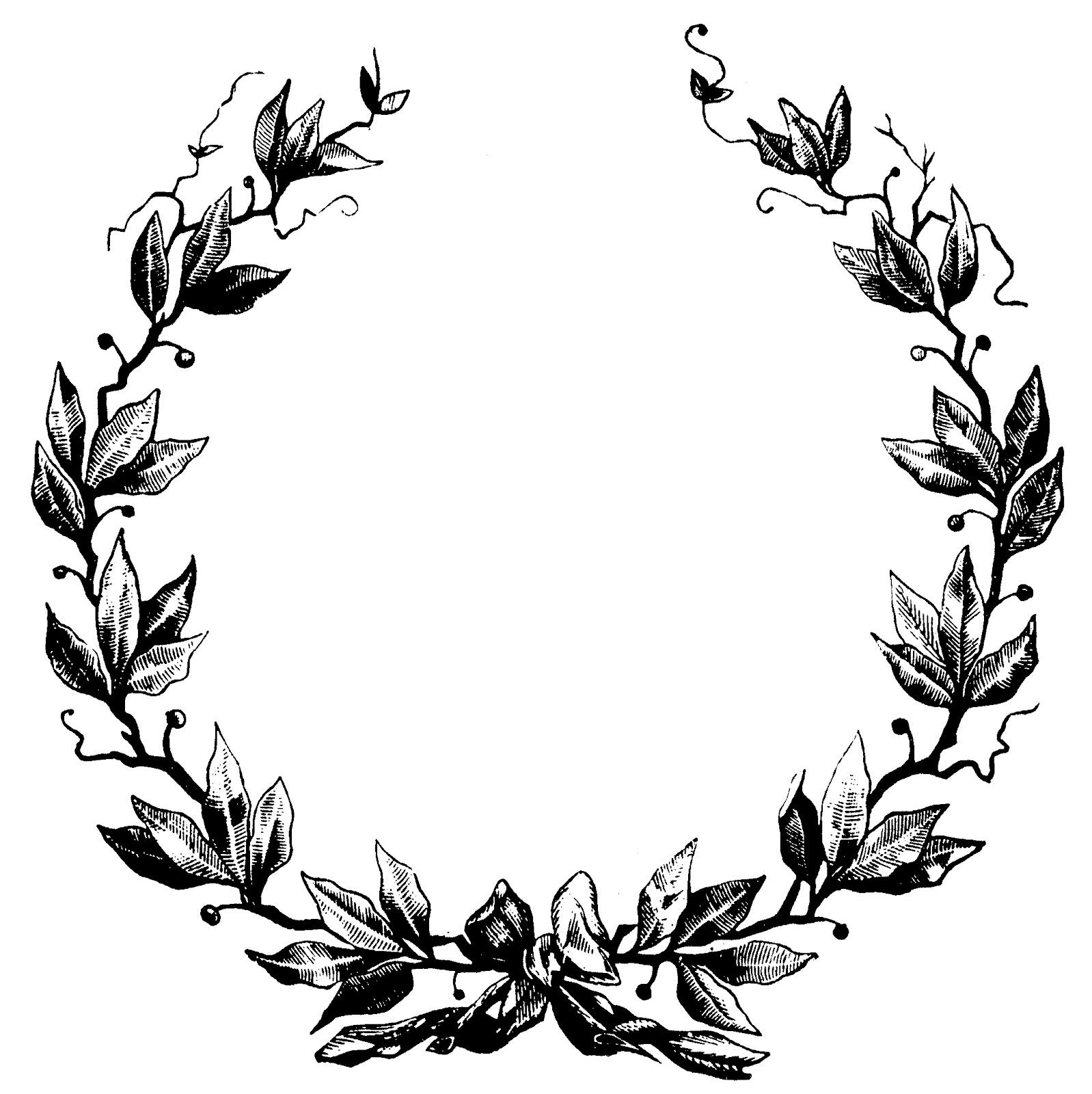 Laurel Wreath Clip Art