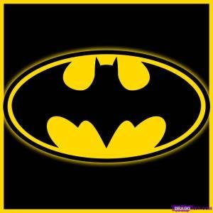 draw batman drawing symbol logos easy cliparts cartoon step dragoart drawings comics sign teton dc clipart clip library clipartbest designs