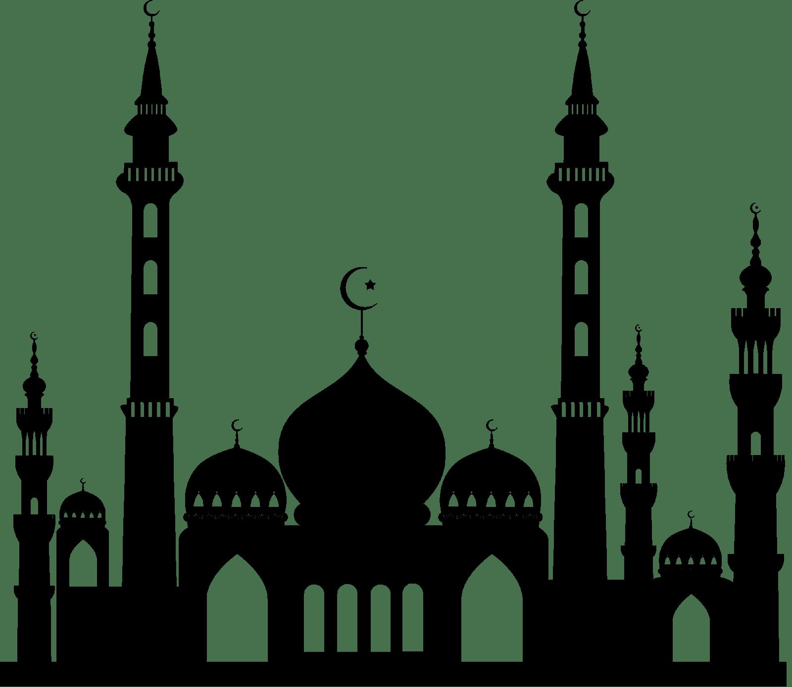 Gambar Vector Masjid Hd