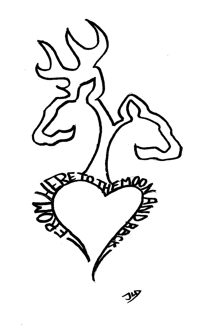Browning Symbol Coloring Pages Coloring Pages