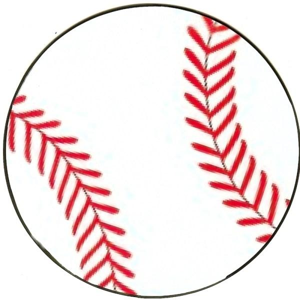 baseball border clip art