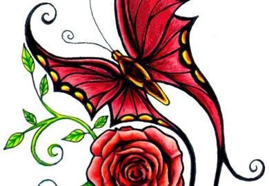 Tattoo Stars Design
