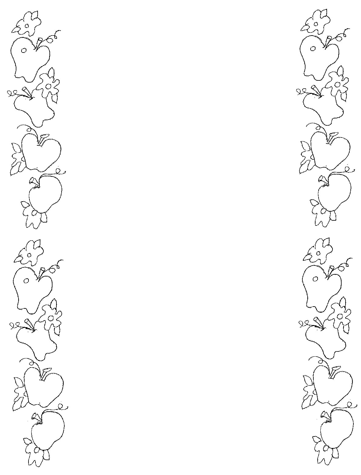 Growgear Blog Archive Page Border Clip Art