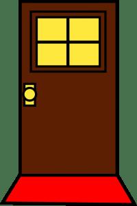 Door Clipart - Cliparts.co