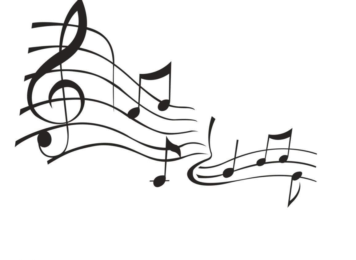 Music Note Border Clip Art