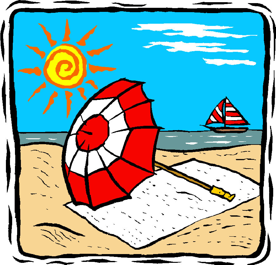 Summer Cartoon Pictures - Cliparts.co