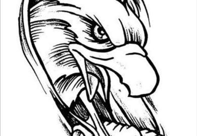 Tattoo Design Stencils