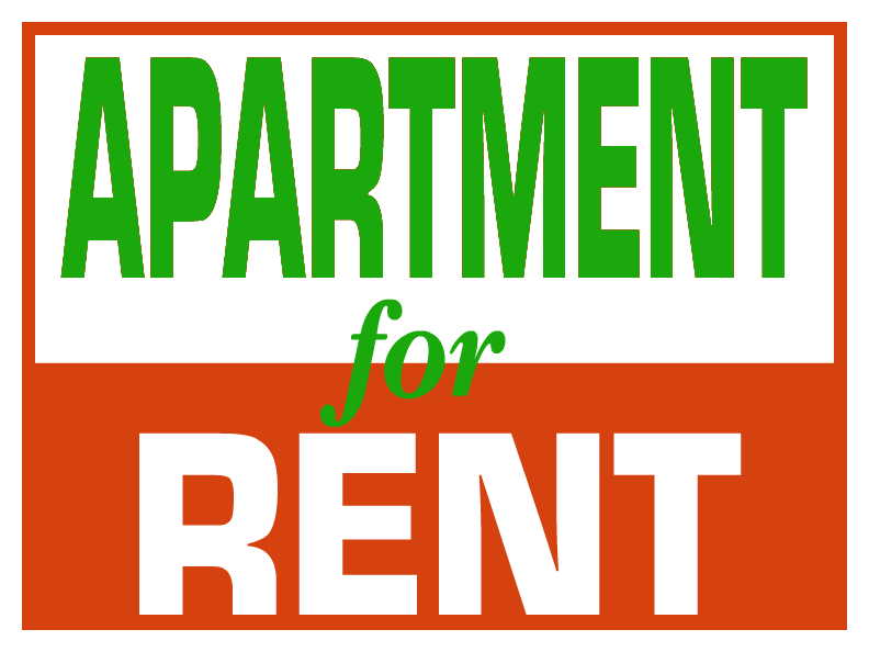 For Rent Images  Clipartsco