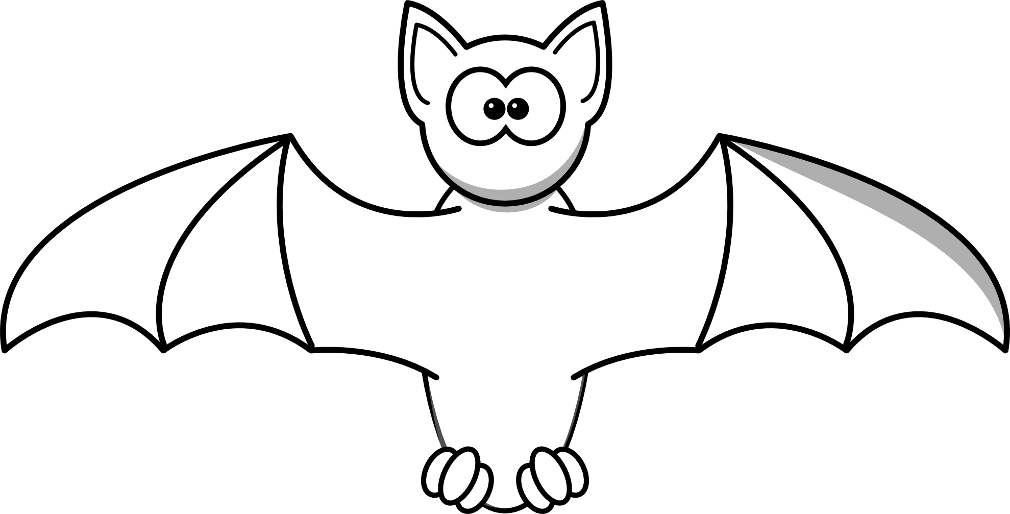 Bats Cartoon