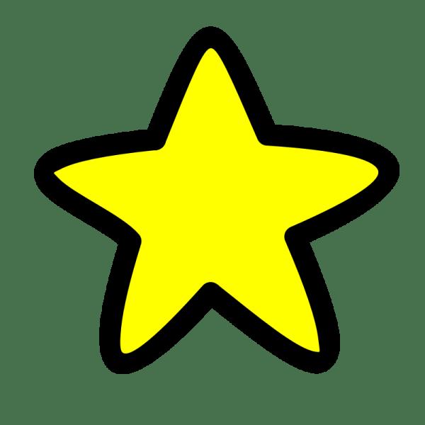shining star clipart
