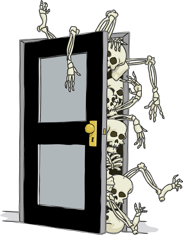 Skeletons In The Closet