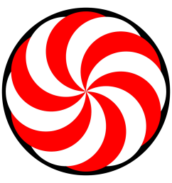 peppermint candy clipart vector clip art online royalty free  [ 900 x 900 Pixel ]