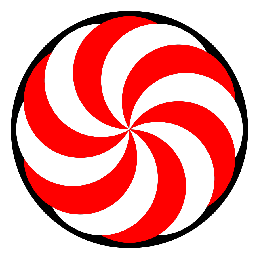 medium resolution of peppermint candy clipart vector clip art online royalty free
