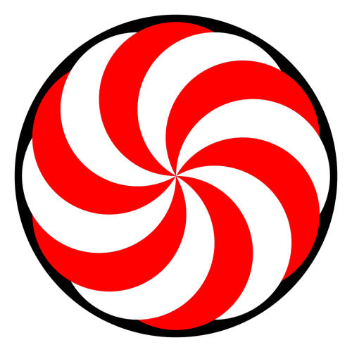 small resolution of peppermint candy clipart vector clip art online royalty free