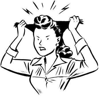 Pics Of Stressed Out People - ClipArt Best