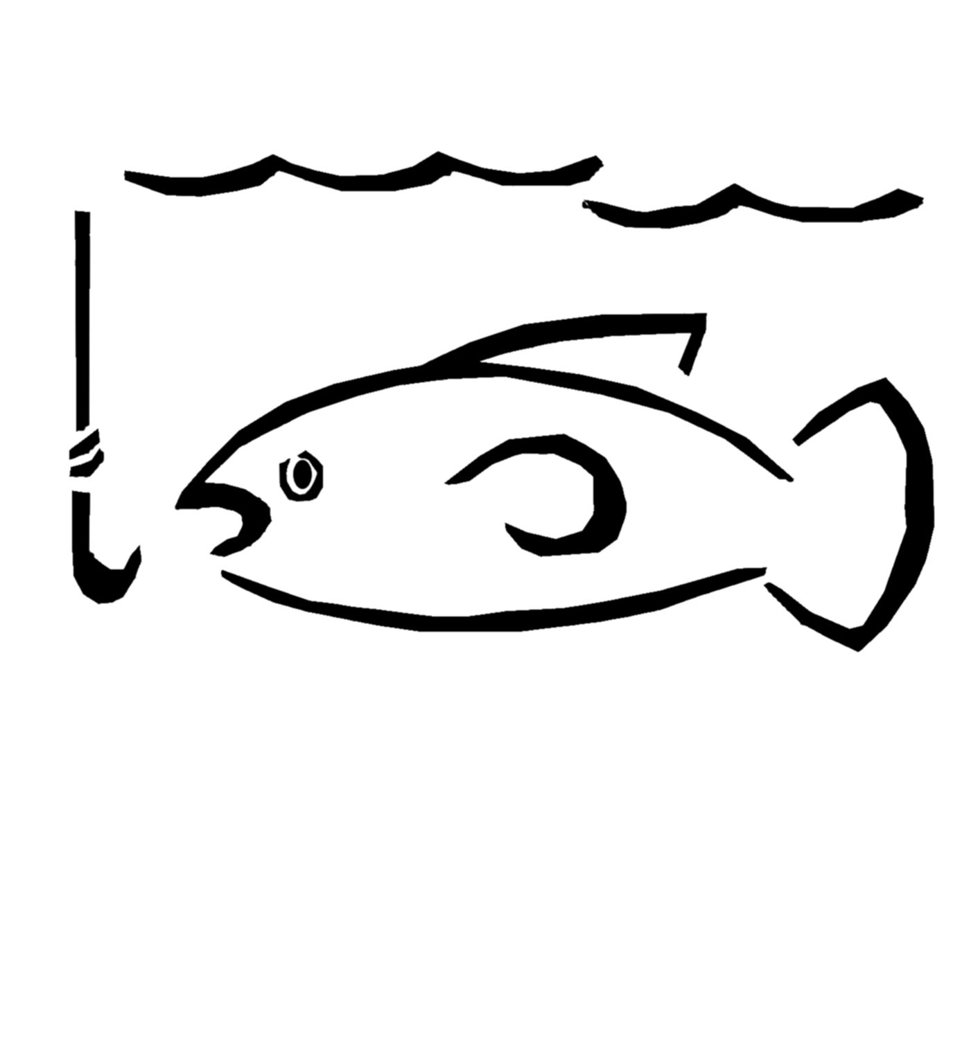 Walleye Clip Art