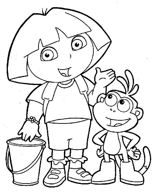 Rumah Animasi Hitam Putih : rumah, animasi, hitam, putih, Gambar, Hello, Kitty, Hitam, Putih, Cliparts.co