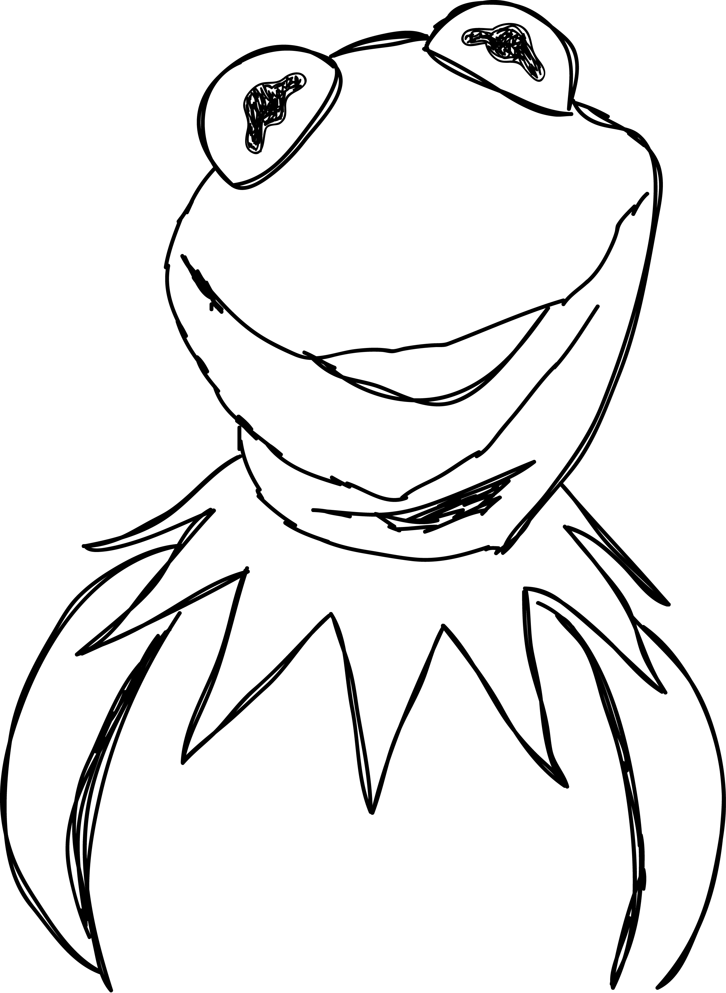 Kermit The Frog Clipart