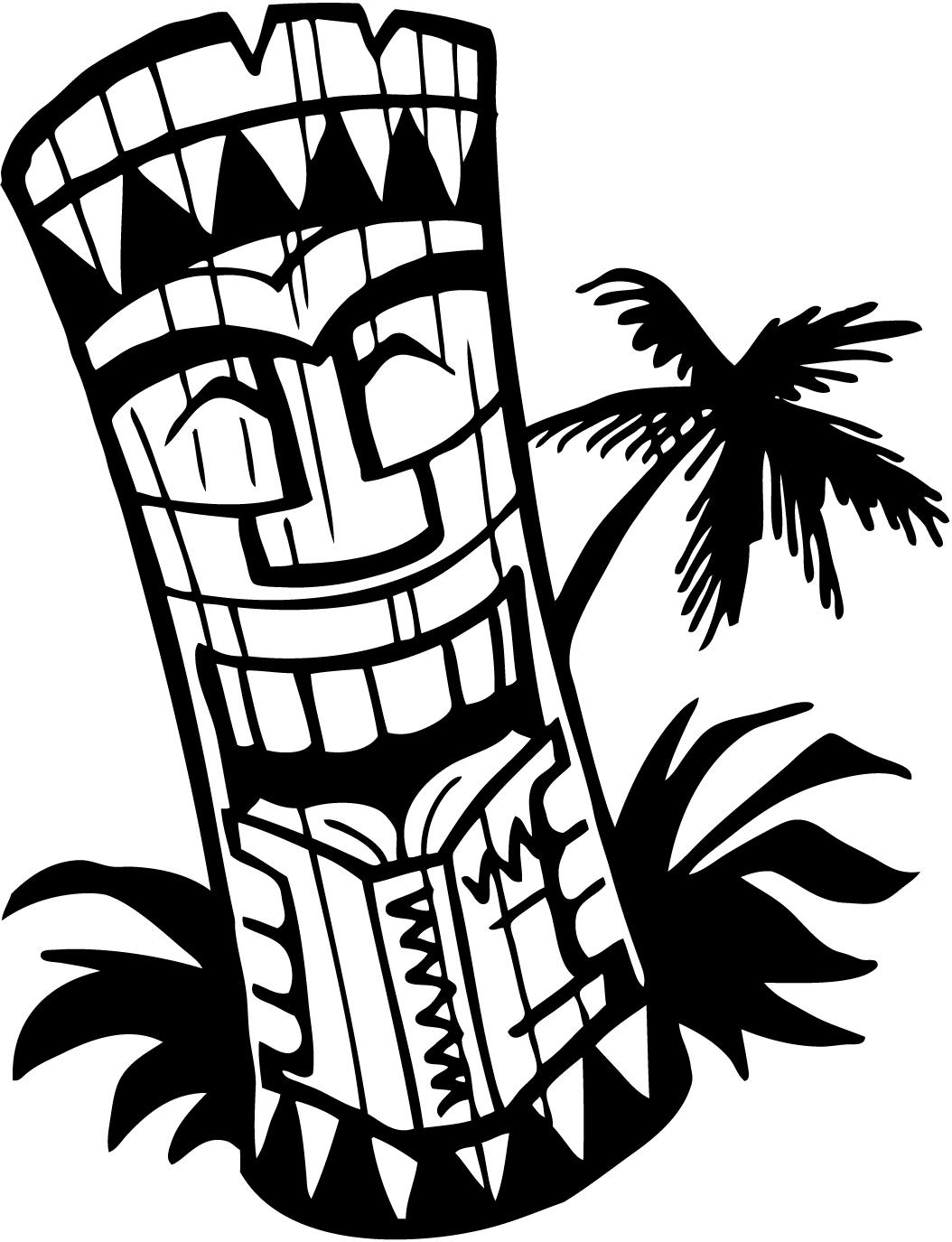 Luau Svg : Hawaiian, Cliparts.co