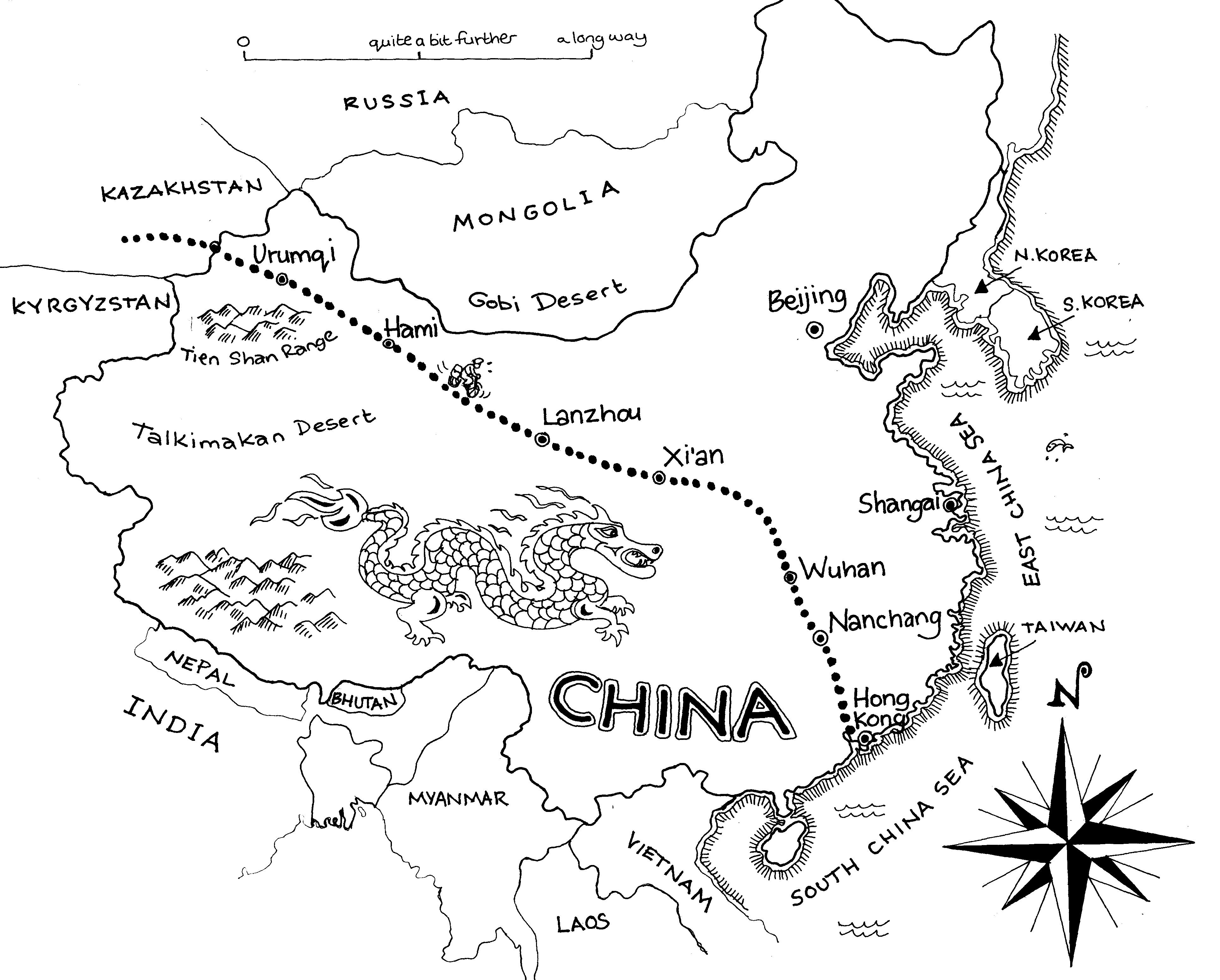 China Outline