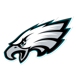 philadelphia eagles eagles vs falcons nfl logos [ 1200 x 1200 Pixel ]