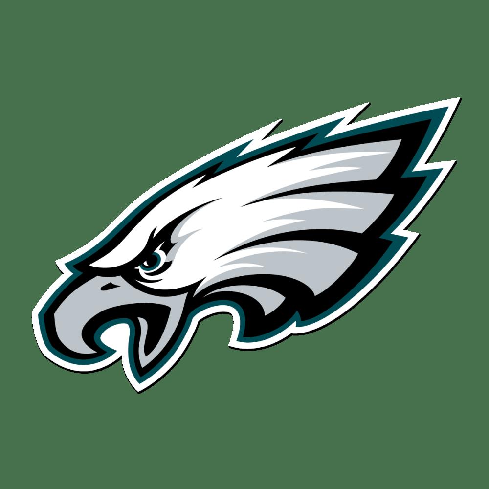 medium resolution of philadelphia eagles eagles vs falcons nfl logos