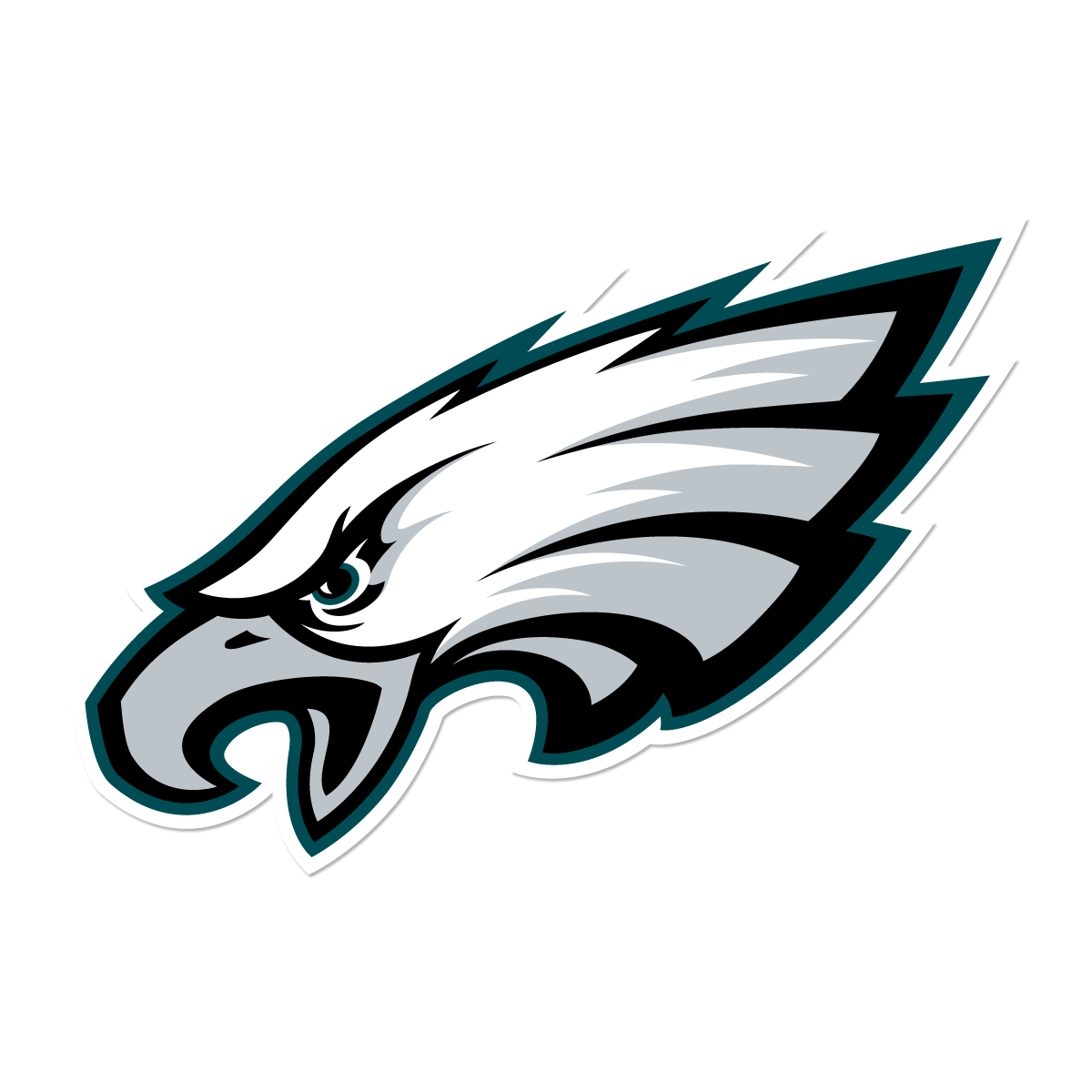 hight resolution of philadelphia eagles eagles vs falcons nfl logos