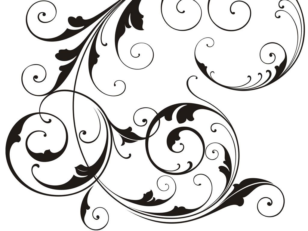 Swirl Designs Free