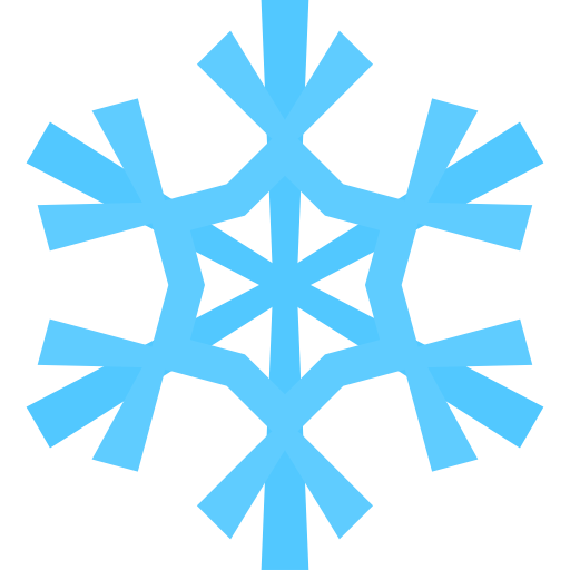 Christmas Snowflake Clipart