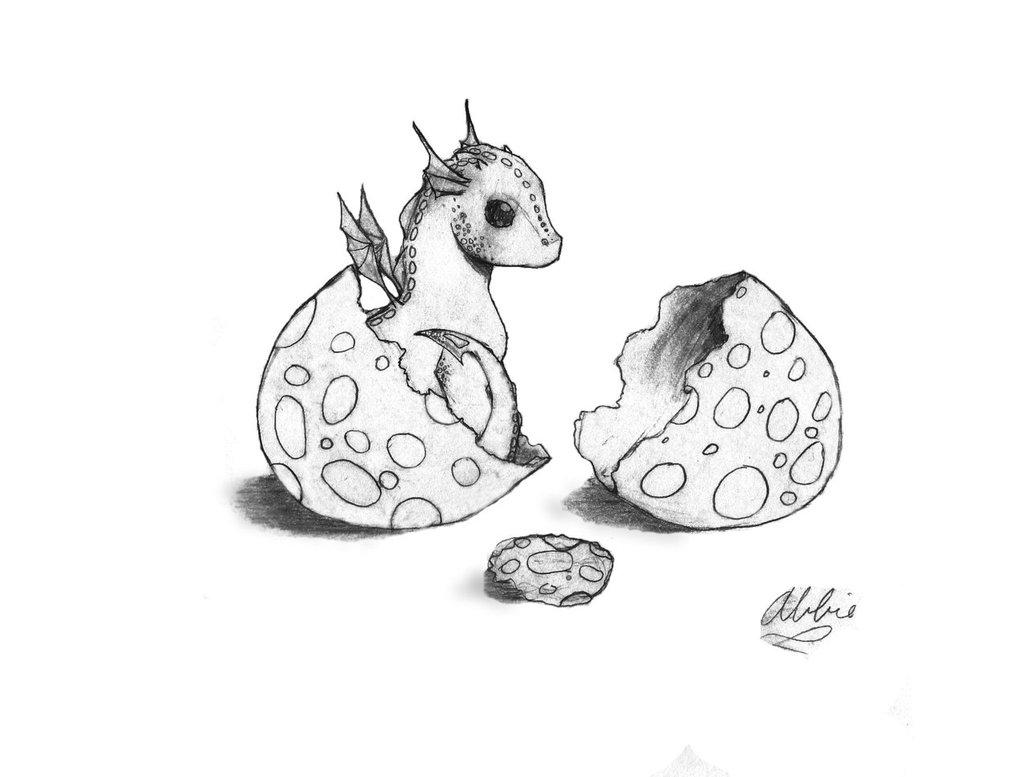 Baby Dragon How To Draw A Dragon Cute Novocom Top