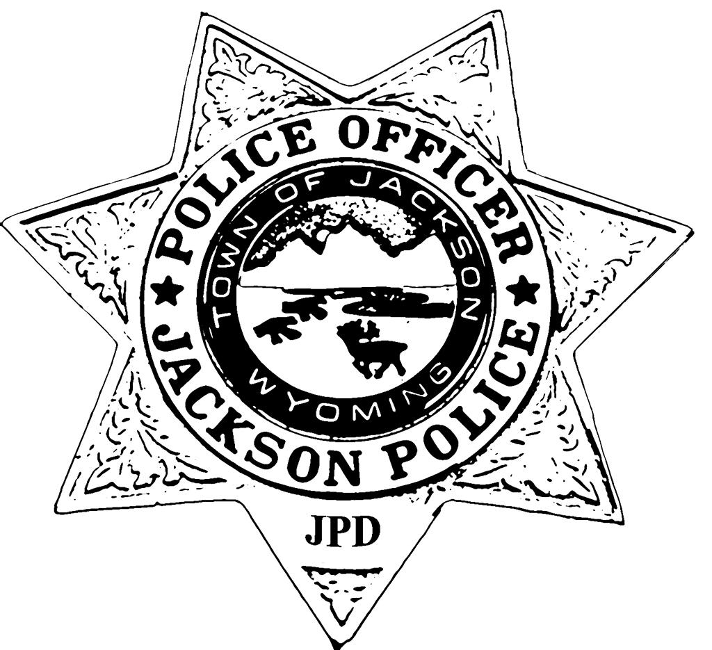 Police Badge Art