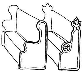 Clip art church outline