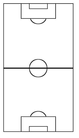 Free Printable Football Field Diagram Keep Healthy Eating