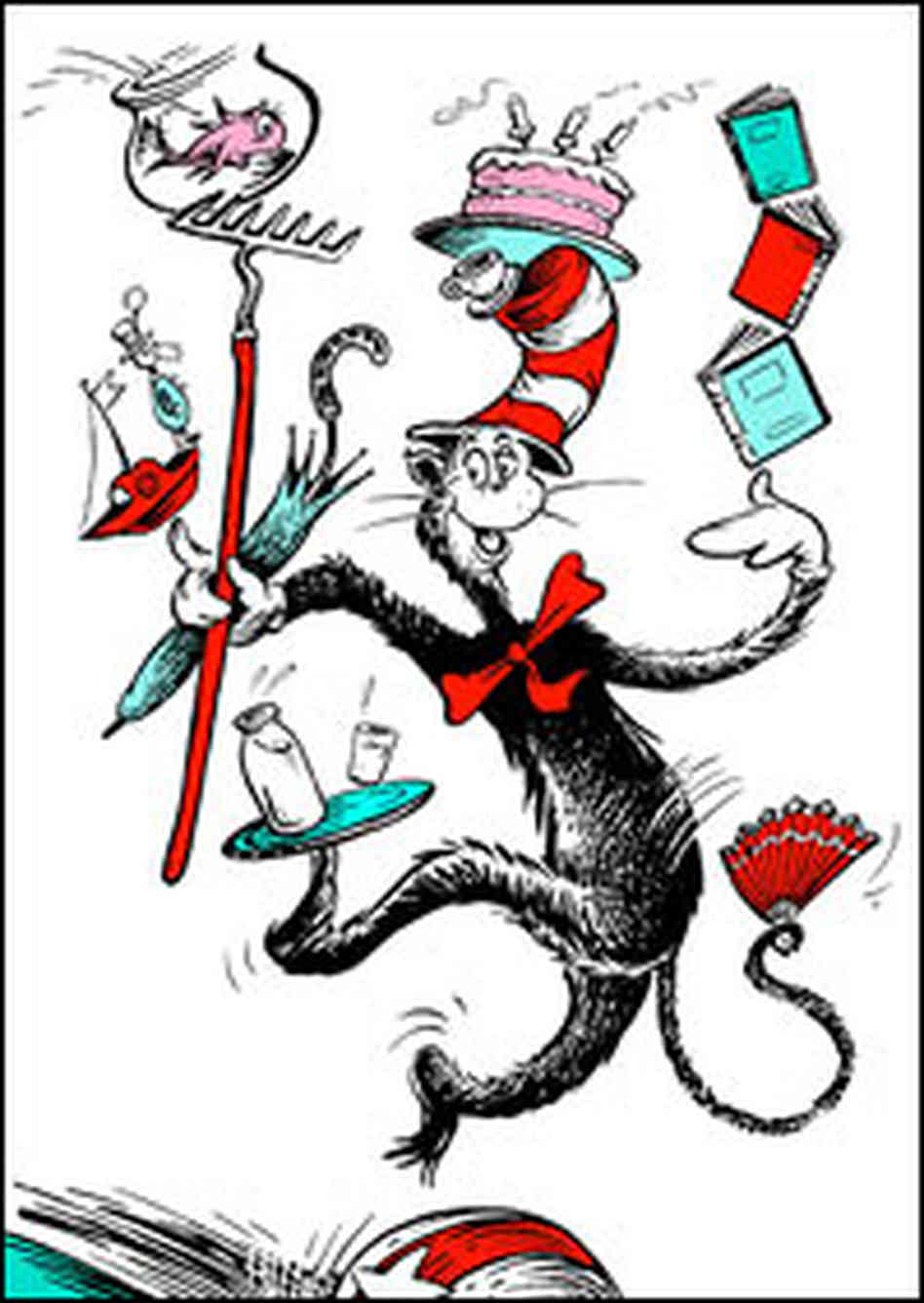 Images For Dr Seuss Hat Clipart Cliparts Co