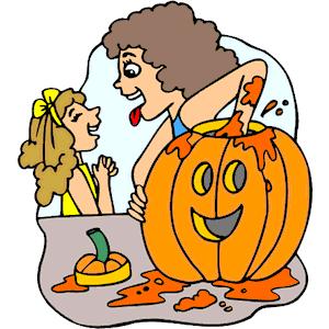 pumpkin carving clipart cliparts