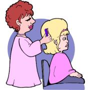 hair stylist 10 clipart cliparts